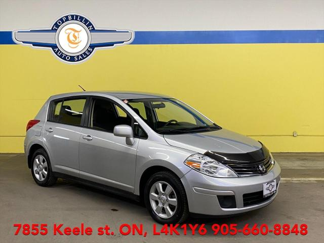 2011 Nissan Versa 1.8 SL 2 Years Warranty