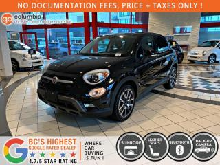 Used 2017 Fiat 500 X Trekking for sale in Richmond, BC