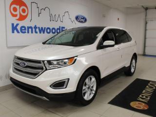 Used 2015 Ford Edge SEL | AWD | One Owner | No Accidents | Sunroof | Nav | Leather for sale in Edmonton, AB