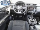 2017 Nissan Rogue S AWD, 2.5L 4CYL, REARVIEW CAMERA, HEATED SEATS