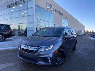 Used 2018 Honda Odyssey EX for sale in Edmonton, AB