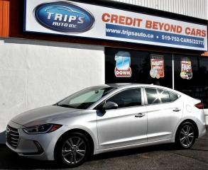 Used 2017 Hyundai Elantra SE /Camera/ Heated seat/Carplay/android auto for sale in Brantford, ON