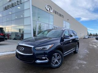 New 2020 Infiniti QX60 Limited for sale in Edmonton, AB