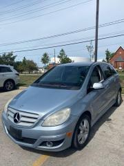 Used 2009 Mercedes-Benz B-Class for sale in North York, ON