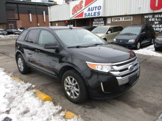 Used 2013 Ford Edge SEL ~ FWD ~ NAV ~ REAR CAMERA ~ DUAL SUNROOF for sale in Toronto, ON