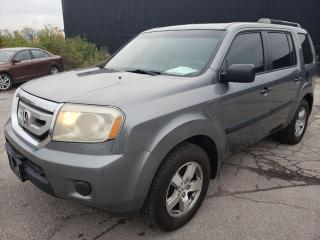 Used 2009 Honda Pilot LX for sale in North York, ON