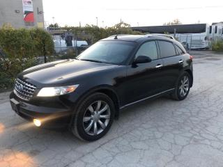 Used 2004 Infiniti FX45 for sale in North York, ON