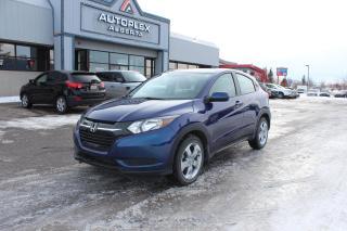 Used 2016 Honda HR-V LX for sale in Calgary, AB