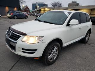 Used 2010 Volkswagen Touareg Comfortline for sale in North York, ON