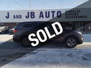 Used 2013 Hyundai Santa Fe AWD 4dr Limited for sale in Red Deer, AB