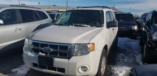 Used 2011 Ford Escape XLT for sale in Pickering, ON