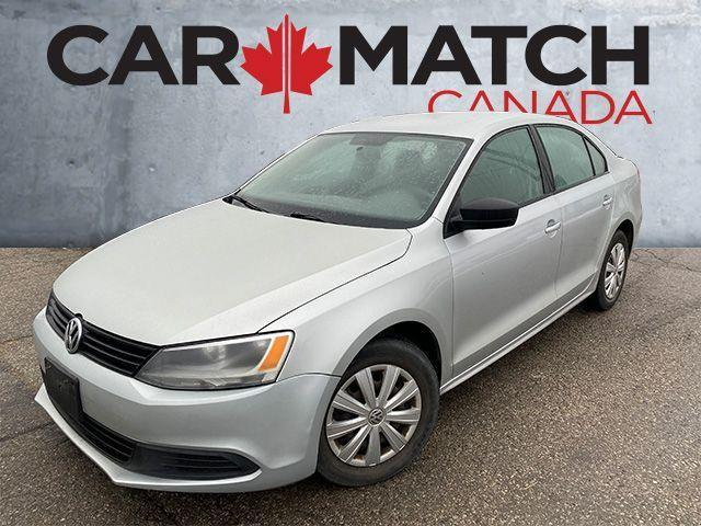 2013 Volkswagen Jetta TRENDLINE+ / AUTO / POWER GROUP