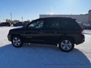 Used 2016 Jeep Compass 4WD 4DR SPORT for sale in Red Deer, AB