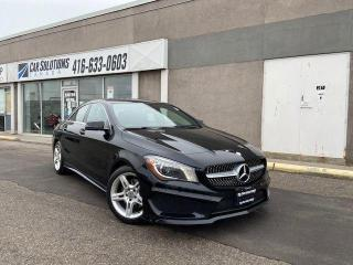 Used 2014 Mercedes-Benz CLA-Class CLA 250-4MATIC-NAVIGATION for sale in Toronto, ON