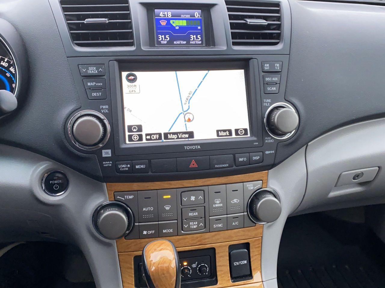 2008 Toyota Highlander Hybrid