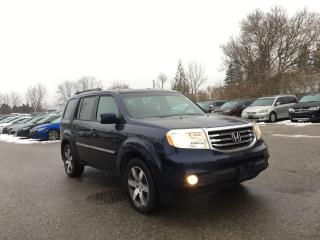 Used 2013 Honda Pilot Touring for sale in London, ON