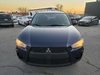Used 2011 Mitsubishi Outlander ES for sale in North York, ON