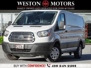 Used 2017 Ford Transit 250 LOWROOF*REVCAM*DIESEL*SHELVING!!* for sale in Toronto, ON