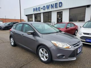 Used 2013 Ford Focus SE for sale in Brantford, ON