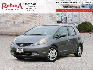Used 2013 Honda Fit LX for sale in Oakville, ON