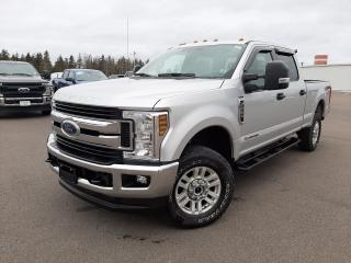 Used 2018 Ford F-250 XLT SUPER CREW 6.7L DIESEL for sale in Port Hawkesbury, NS