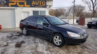 Used 2004 Honda Accord EX-L for sale in Edmonton, AB