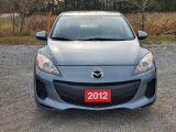 2012 Mazda MAZDA3 LOW KMS 115,320Kms CERTIFIED
