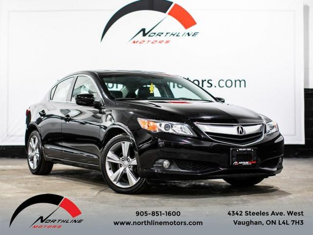 2014 Acura ILX Dynamic/6-Speed Manual/Navigation/Camera/Leather