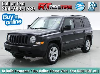 Used 2011 Jeep Patriot north for sale in Winnipeg, MB