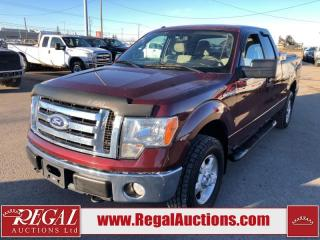 Used 2010 Ford F-150 XLT 4D SUPERCAB 4WD 5.4L for sale in Calgary, AB