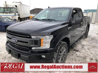 Used 2019 Ford F-150 XLT SUPERCAB SWB 4WD 2.7L for sale in Calgary, AB