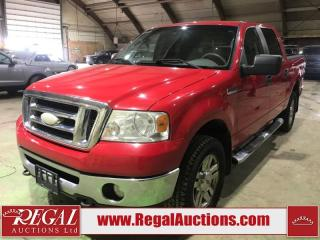Used 2007 Ford F-150 XLT Supercrew for sale in Calgary, AB