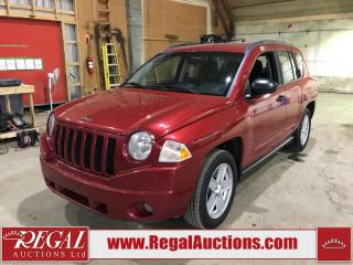 Used 2010 Jeep Compass 4D Utility for sale in Calgary, AB