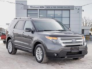 Used 2015 Ford Explorer XLT LOW KM | TRAILER TOW for sale in Winnipeg, MB