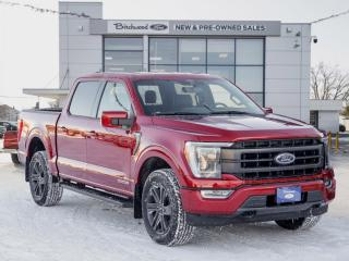 New 2021 Ford F-150 LARIAT 502A FX4, TOW PKG | PWRBST FULL HYBRID for sale in Winnipeg, MB