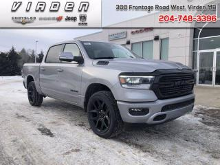 New 2021 RAM 1500 SPORT for sale in Virden, MB