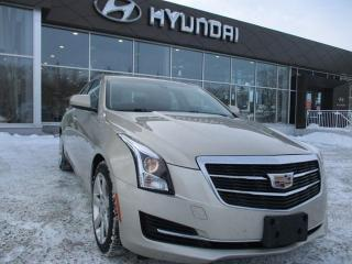 Used 2015 Cadillac ATS 2.0L Turbo for sale in Ottawa, ON