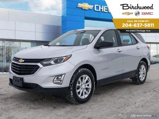 Used 2018 Chevrolet Equinox LS for sale in Winnipeg, MB