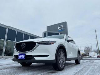 Used 2019 Mazda CX-5 GT w/Turbo for sale in Ottawa, ON
