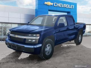 Used 2007 Chevrolet Colorado LT Z71 As Traded 4X4*Local Vehicle* for sale in Winnipeg, MB