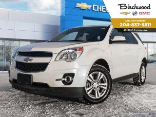 Used 2015 Chevrolet Equinox LT AWD Leather | Bluetooth | Remote Start for sale in Winnipeg, MB