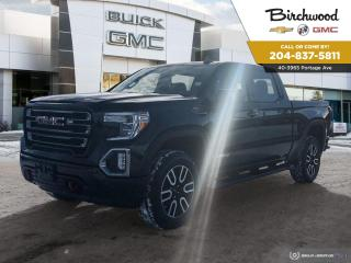 Used 2019 GMC Sierra 1500 AT4 Crew Cab | 4WD | 5.3L V8 for sale in Winnipeg, MB
