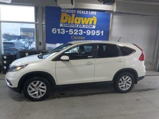 Used 2016 Honda CR-V AWD, Heated Seats, Rear Camera for sale in Nepean, ON