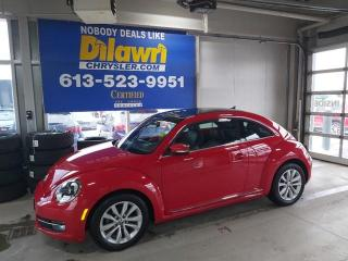 Used 2015 Volkswagen Beetle Navigation, Sunroof for sale in Nepean, ON