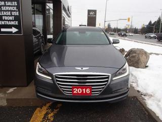 Used 2016 Hyundai Genesis LUXURY AWD for sale in Nepean, ON