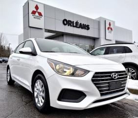 Used 2020 Hyundai Accent Preferred for sale in Orléans, ON