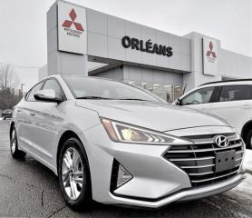 Used 2020 Hyundai Elantra Preferred w/Sun & Safety Package for sale in Orléans, ON