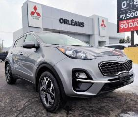 Used 2020 Kia Sportage EX for sale in Orléans, ON