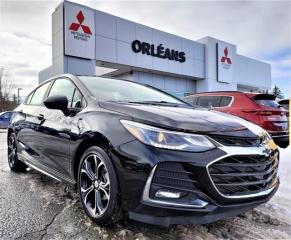Used 2019 Chevrolet Cruze LT / RS for sale in Orléans, ON