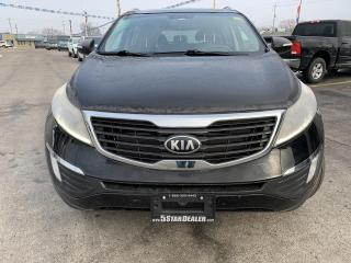 Used 2013 Kia Sportage for sale in London, ON